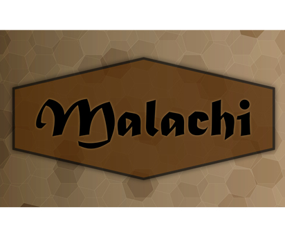 Sermon Series – Malachi